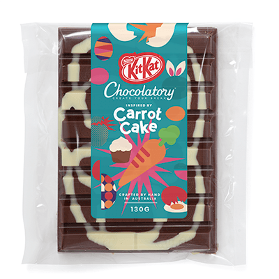 KitKat Chocolatory Creations Carrot Cake