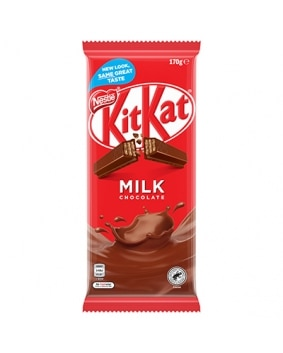 KitKat Milk Chocolate Block 170g