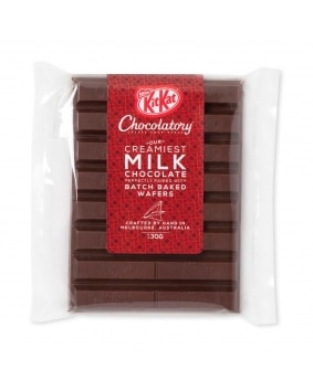 KitKat Chocolatory Creations Milk 130g