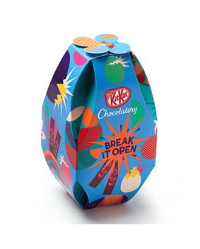 KitKat Chocolatory Easter Egg Gift