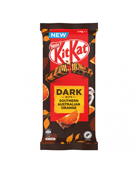 KitKat Dark Orange Front of Pack