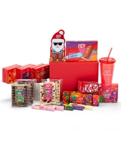 KitKat Chocolatory Kingsley Christmas Hamper