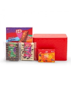 KitKat Chocolatory Kleo Christmas Hamper