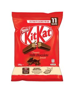 KitKat 2 Finger Milk 11 Piece 185g