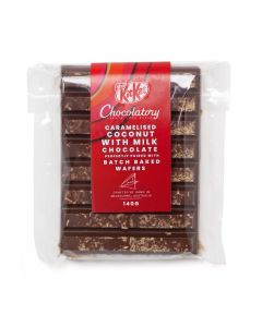 KitKat Chocolatory Creations Caramelised Coconut