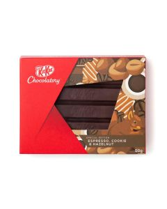 KitKat Chocolatory Special Edition  Espresso, Cookie & Hazelnut