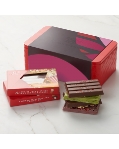 KitKat Chocolatory Celebration Card  Special Edition Gift Tin
