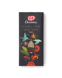 KitKat Chocolatory Sublime Volcanic Selection - 3 Piece