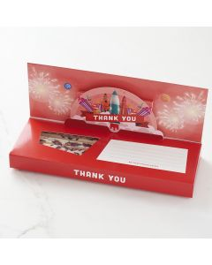 KitKat Chocolatory Celebration Card Thank You