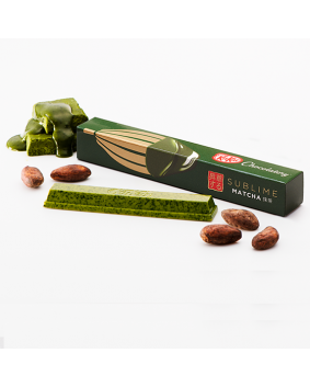 KitKat Chocolatory Created In Japan Sublime Matcha 抹茶