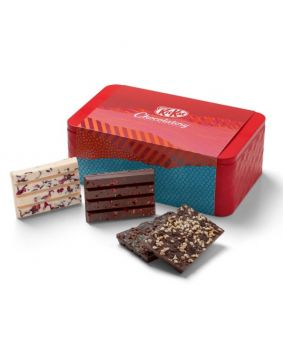 KitKat Chocolatory Special Edition Gift Tin 200g