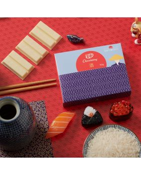 KitKat Chocolatory Created In Japan 酒 (Sake)