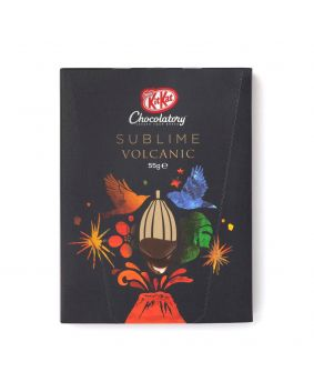 KitKat Chocolatory Sublime Volcanic Selection - 5 Piece / 55g